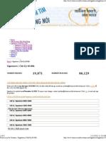 Democracy for Vietnam » Signatures _ Chữ Ký 74001-76000