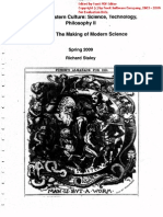 History of Science Course Pack