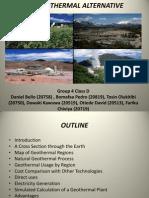 Geothermal Alternative