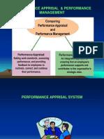 1. Performance Appraisal