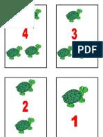Numeros Tortugas