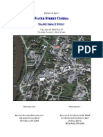 Water Street Cinema Traffic Impact Study