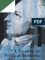 A Treatise on Political Economy - Destutt, T