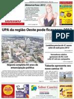 Jornal União - Edição de 12 a 25 de Novembro de 2012