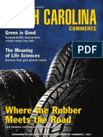 South Carolina Commerce Magazine 2013