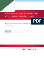 NetBase Social Media