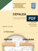 CEFALEA (SEMIOLOGIA)