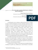 1307567057 ARQUIVO Artigo-BarrosRossetto 2011 DireitoacomunicacaocomovalordaDemocracia ParaConlab