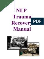 NLP Trauma Recovery Manual 2011