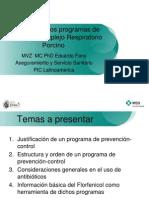 Eduardo Fano - Florfenicol en Los Programas de Control