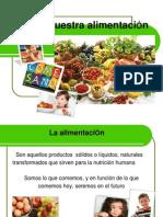 Diaspositiva de La Alimentacion de Los Ninos