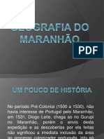 Geografia Do Maranhao