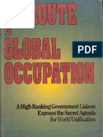 Enroute to Global Occupation