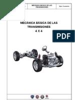 02 Mecanica Basica Transmisiones - 4x4