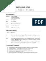 Curriculum Gilvic[1]