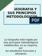 PRINCIPIOS de La Geografia