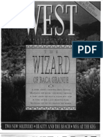 Maurice Strong Wizard Baca Grande 1990