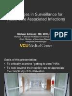 HAI Surveillance Challenges