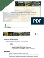 Desarrollo Rural y Agropecuario en Argentina. Desafíos para la Cooperación Internacional