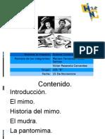 Proyecto Final. Los Mimos 105 B