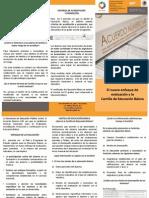 Acuerdo 648 Cartilla de Evaluacion Septiembre Triptico
