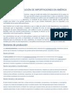 MODELO DE SUSTITUCIÓN DE IMPORTACIONES EN AMÉRICA LATINA