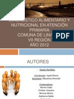 Diagnostico alimentario y nutricional en atención primaria (1)