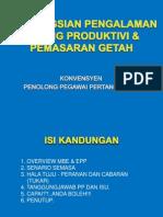 KK5 Produktiviti & Pemasaran