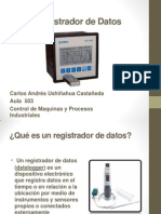 Registrador de Datos