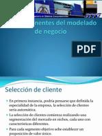 Componentes Del Modelado de Negocio Expo