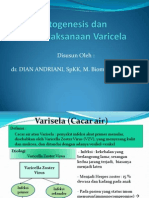 Ppt Varicella Dan Herpes Zoster Dian Andriani