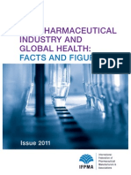 2011 the Pharmaceutical Industry and Global Health