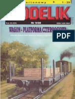 Paper Model Modelik - Polish Wagon Platforma 1924.pdf