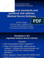 What is IEC 62304 Medical Device SW - Conference GHTF