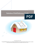 Salesforce Field Names Reference