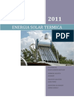 Trabajo Energia Solar Termica Oficial