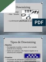 Downsizing, Resizing & Staff
