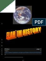 Elah`Im Culture