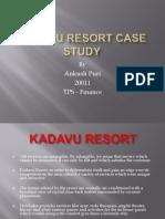 Kadavu Resort Case Study