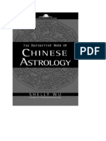 The Definitive Book of Chinese Astrology