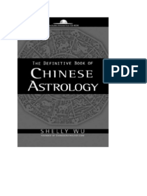 The Definitive Book of Chinese Astrology | Horoscope | Astrology