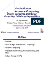 Pendahuluan Paralel Komputer