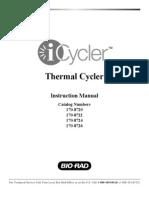 Icycler User Manual