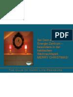 Weihnachtsenergie