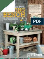 DIY PottingBench 1110