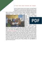 Konferensi Nasional Forum Riset Sosek Perikanan Dan Kelautan