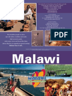 Tourism Brochure in Malawi (english)