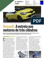 """O MOTOR RENAULT 0.9 TCe NA """"TURBO OFICINA - MECÂNICA E TECNOLOGIA"""""""