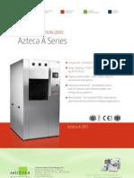 Large Steam Sterilizers - Azteca a Series PDF