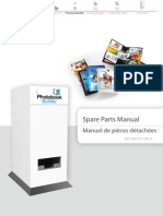 060 675 982 a Photobook Builder SparePartsManual